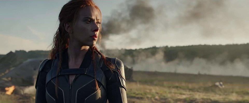 Black Widow, fotograma 1 de 10