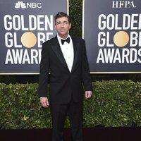 Kyle Chandler at the Golden Globes 2020 red carpet