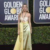 Sienna Millerat the Gloden Globes 2020 red carpet