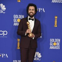 Ramy Youssef wins the Golden Globe for Best Actor in a comedy or musical series