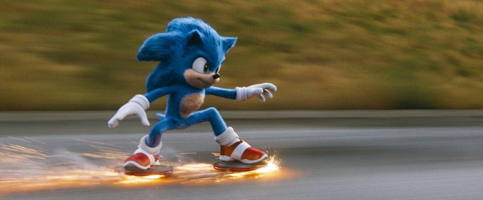 Sonic the Hedgehog, fotograma 1 de 13