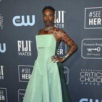 Billy Porter on the Critics' Choice Awards 2020 carpet