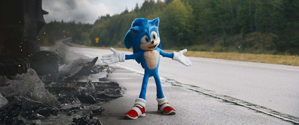 Sonic the Hedgehog, fotograma 8 de 13