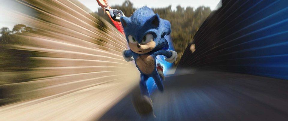 Sonic the Hedgehog, fotograma 5 de 13