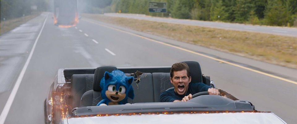 Sonic the Hedgehog, fotograma 13 de 13