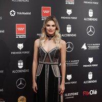 Amaia Salamanca at the Feroz Awards 2020 red carpet
