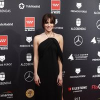 Macarena García at the Feroz Awards 2020 red carpet