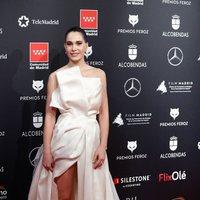 Celia Freijeiro at the Feroz Awards 2020 red carpet