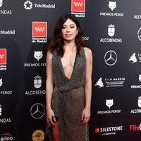Anna Castillo at the Feroz Awards 2020 red carpet