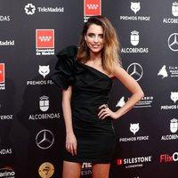 Leticia Dolera at the Feroz Awards 2020 red carpet