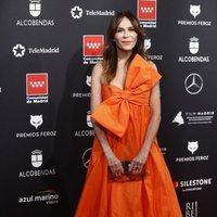 Antonia San Juan at the Feroz Awards 2020 red carpet