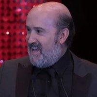 Javier Cámara  at the Feroz Awards 2020