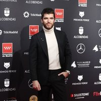 Alfonso Bassave at the Feroz Awards 2020 red carpet