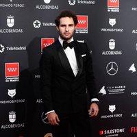 Eduardo Rosa at the Feroz Awards 2020 red carpet
