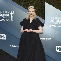 Gwendoline Christie on the red carpet of the SAG Awards 2020