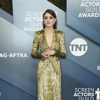 Natalia Dyer on the red carpet of the SAG Awards 2020