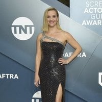 Reese Witherspoon on the red carpet of the SAG Awards 2020
