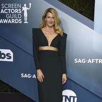 Laura Dern on the red carpet of the SAG Awards 2020
