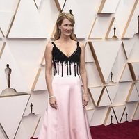 Laura Dern at the Oscar 2020 red carpet