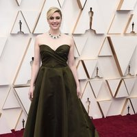 Greta Gerwig at the Oscar 2020 red carpet