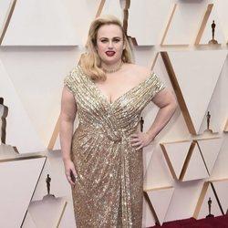 Rebel Wilson at the Oscar 2020 red carpet