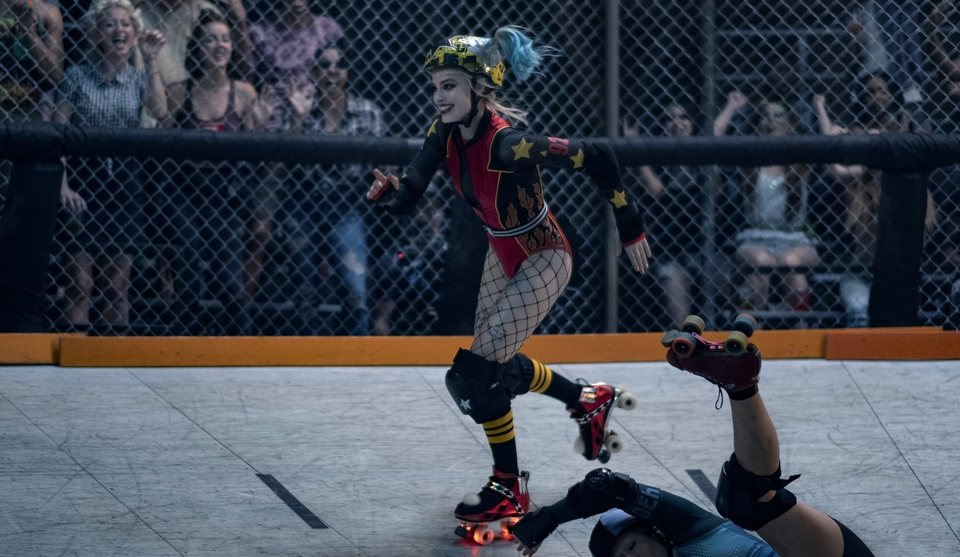 Birds of Prey: and the Fantabulous emancipation of one Harley Quinn, fotograma 15 de 20