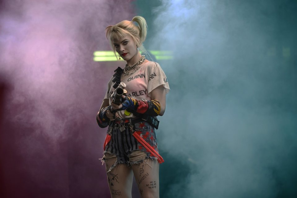 Birds of Prey: and the Fantabulous emancipation of one Harley Quinn, fotograma 17 de 20