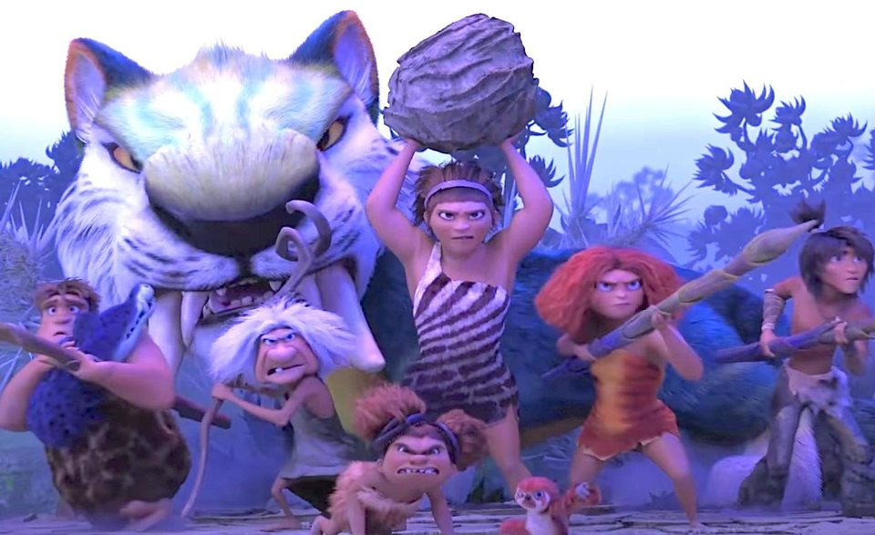 The Croods: A New Age, fotograma 5 de 10
