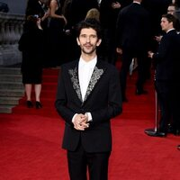 Ben Whishaw at the 'No Time To Die' world premiere in London
