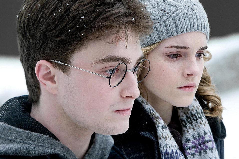 Harry Potter and the Half-Blood Prince, fotograma 4 de 77