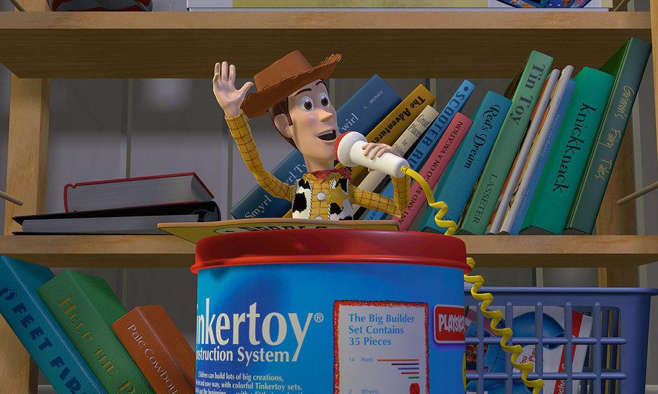 Toy Story 3D, fotograma 3 de 10