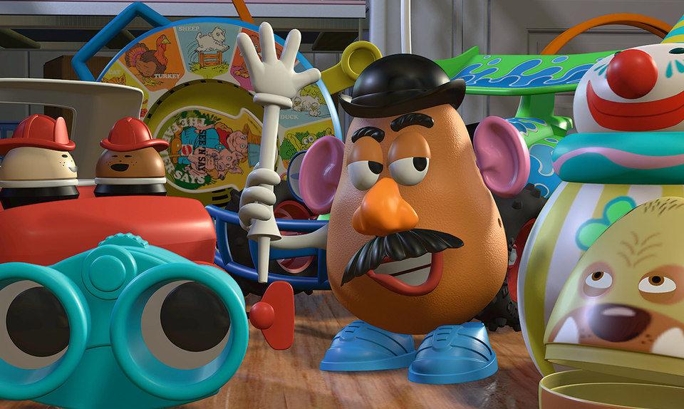Toy Story 3D, fotograma 4 de 10