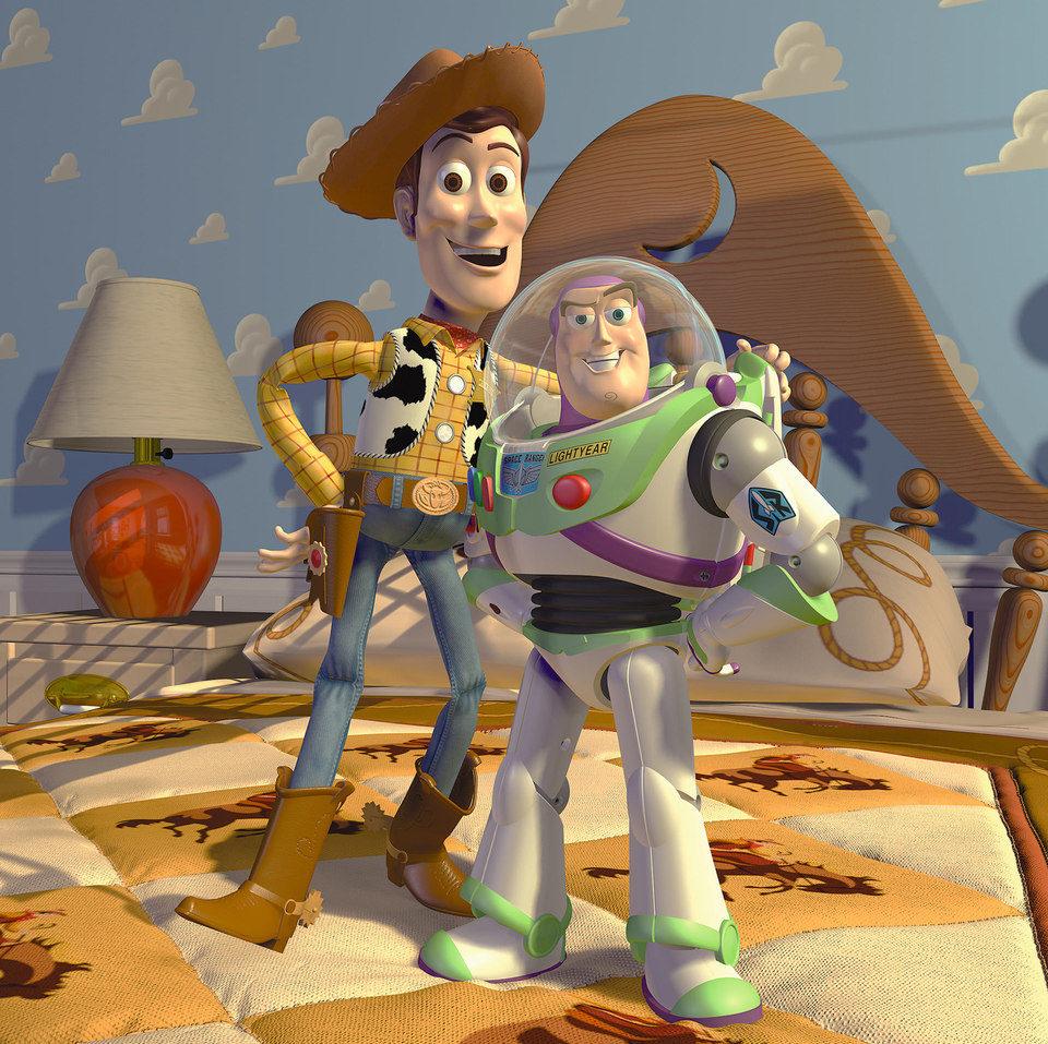 Toy Story 3D, fotograma 8 de 10