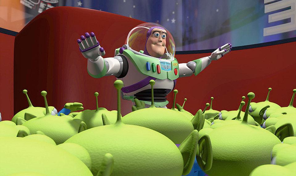 Toy Story 3D, fotograma 9 de 10