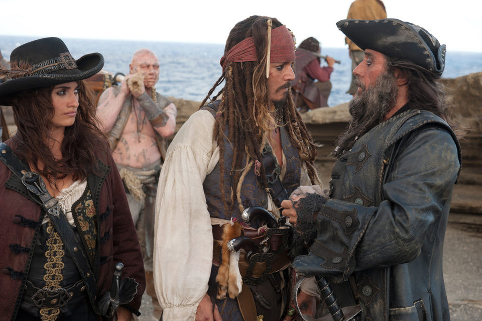 Pirates of the Caribbean: On Stranger Tides, fotograma 3 de 86