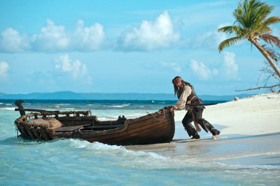 Pirates of the Caribbean: On Stranger Tides, fotograma 2 de 86