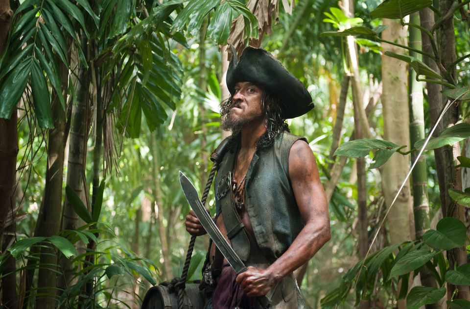 Pirates of the Caribbean: On Stranger Tides, fotograma 36 de 86