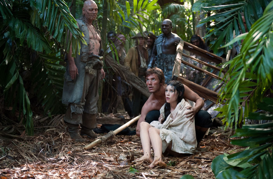 Pirates of the Caribbean: On Stranger Tides, fotograma 37 de 86