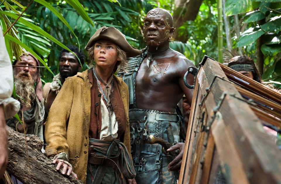 Pirates of the Caribbean: On Stranger Tides, fotograma 39 de 86