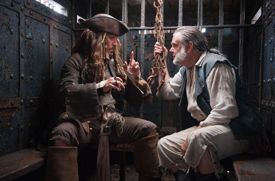 Pirates of the Caribbean: On Stranger Tides, fotograma 44 de 86