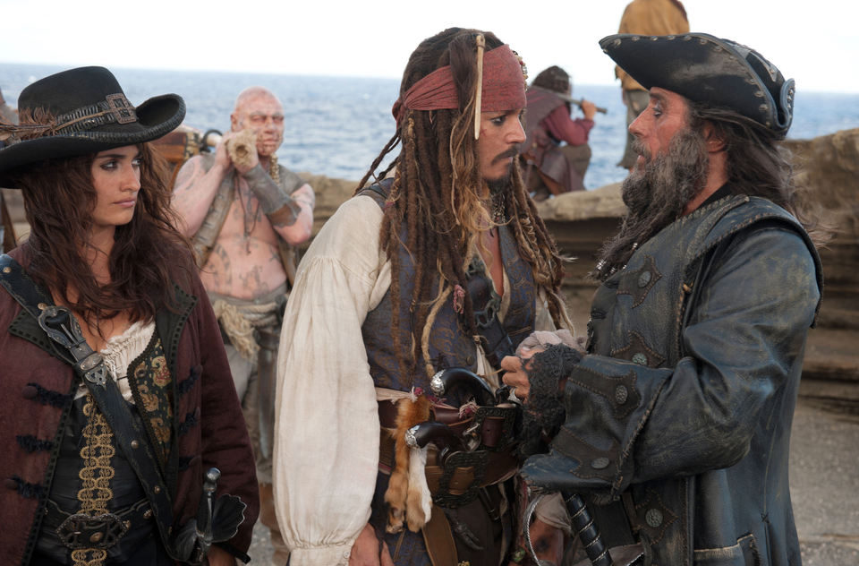 Pirates of the Caribbean: On Stranger Tides, fotograma 55 de 86