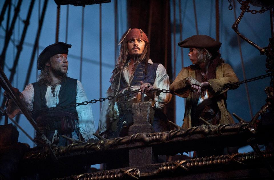 Pirates of the Caribbean: On Stranger Tides, fotograma 57 de 86