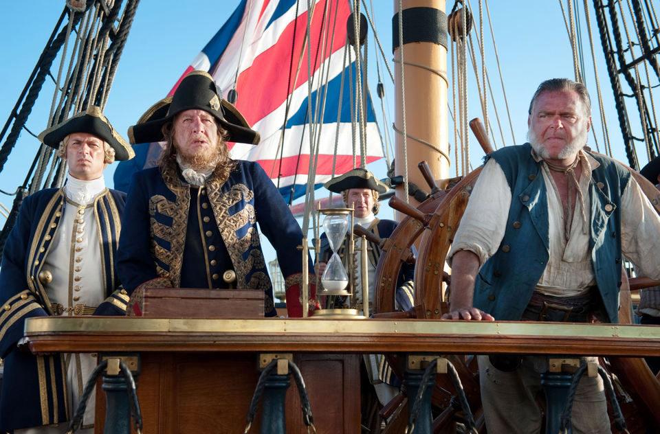 Pirates of the Caribbean: On Stranger Tides, fotograma 58 de 86