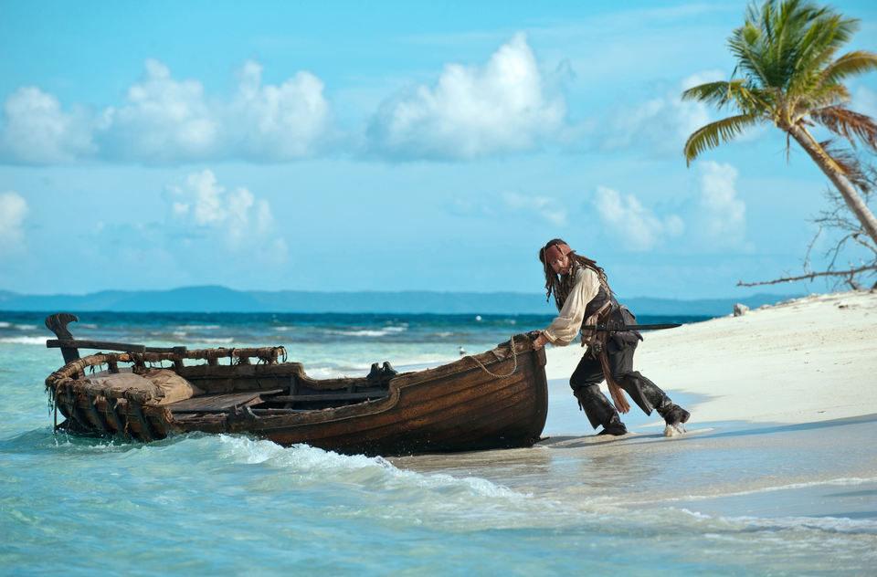 Pirates of the Caribbean: On Stranger Tides, fotograma 59 de 86