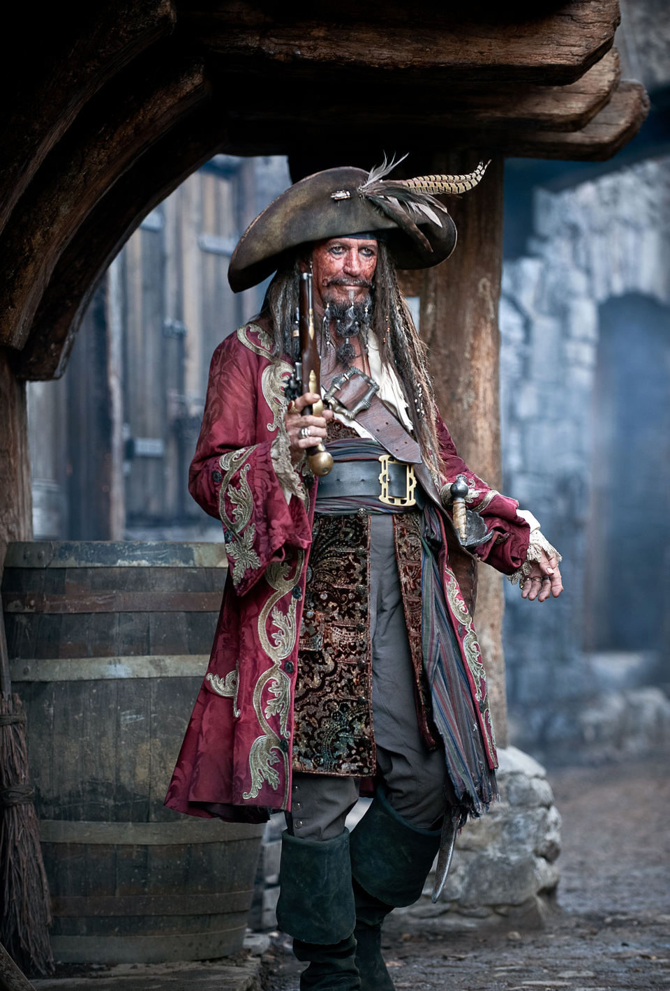 Pirates of the Caribbean: On Stranger Tides, fotograma 63 de 86