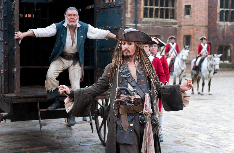 Pirates of the Caribbean: On Stranger Tides, fotograma 76 de 86