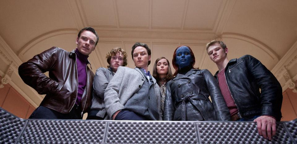 X-Men: First Class, fotograma 9 de 40