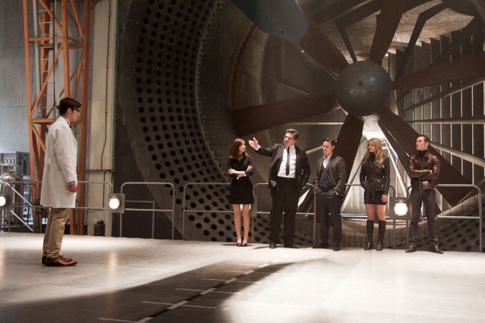 X-Men: First Class, fotograma 39 de 40