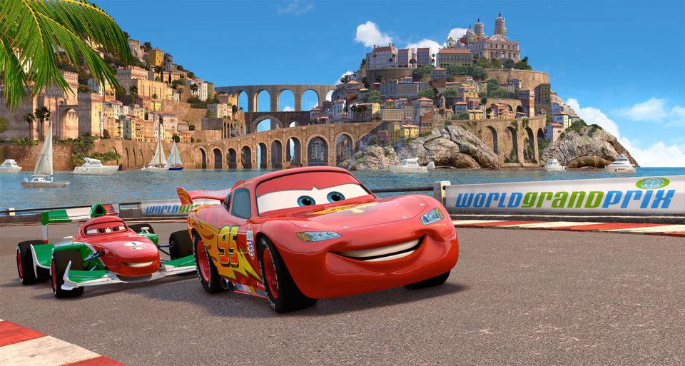 Cars 2, fotograma 14 de 14