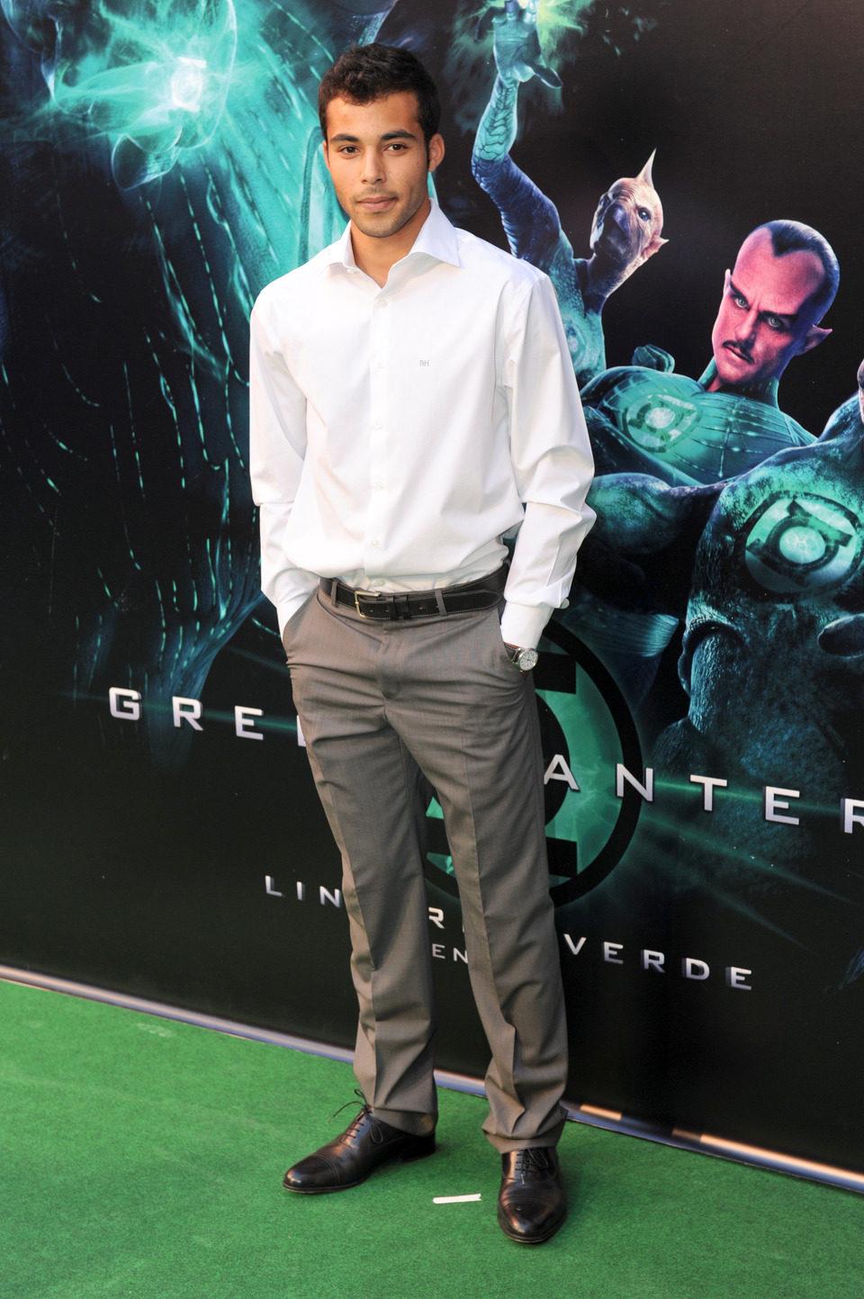 Green Lantern, fotograma 13 de 75